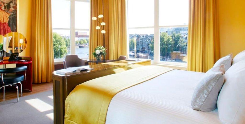 Buchen Sie Ihr Hotel in Amsterdam mit Voyage Privé