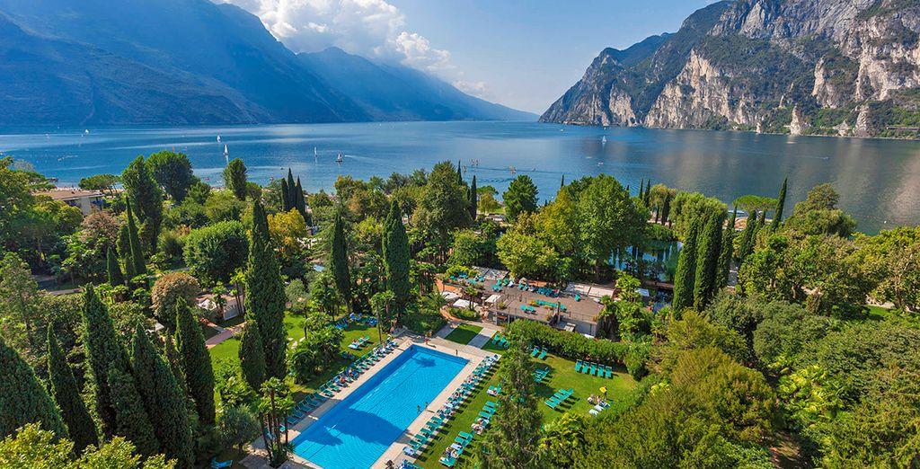 Wählen Sie die besten Hotels für Ihren Urlaub in Gardasee aus