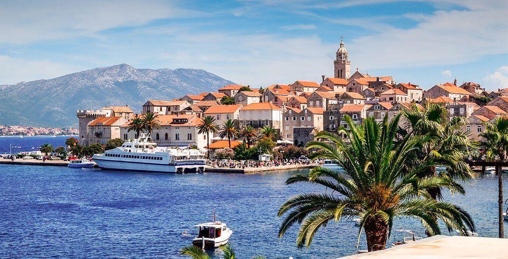 Sonnenbad in Kroatien mit Voyage Privé