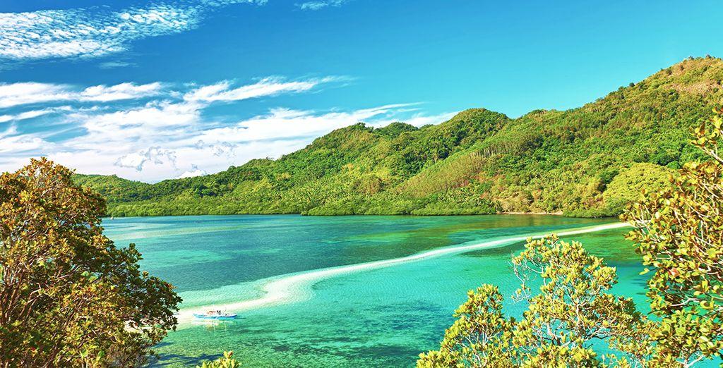 Privatreise Palawan bis ans Ende des Archipels