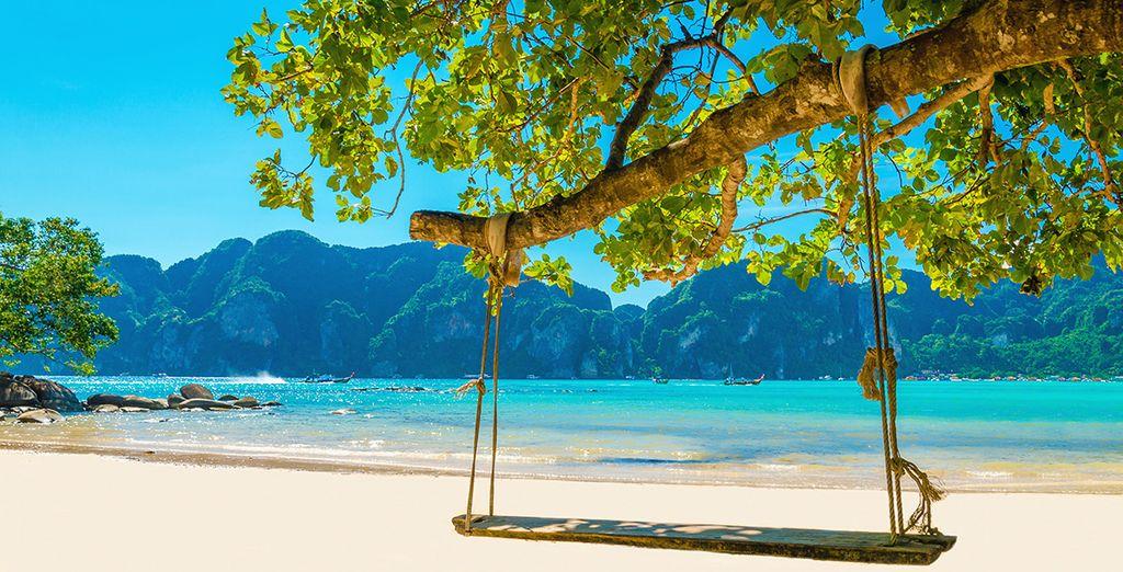 Besuchen Sie Thailand und seine Strände