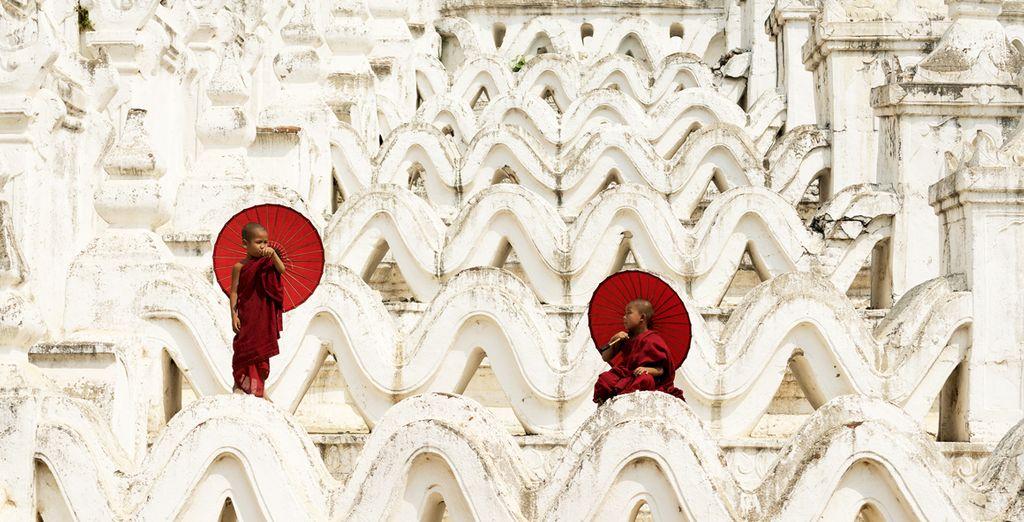 Entdecken Sie dieses überwiegend buddhistische Land auf Ihrer nächsten Reise