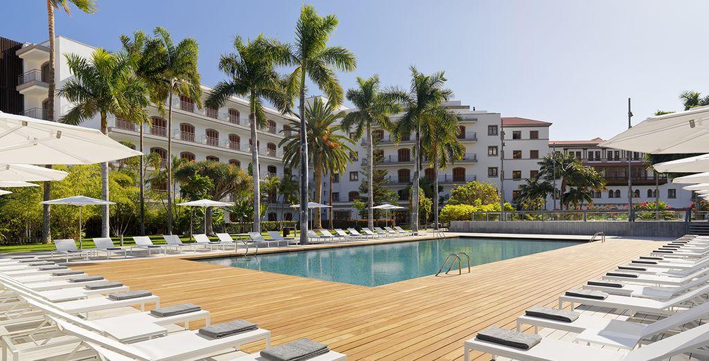 Buchen Sie Ihr Hotel Iberostar Hotel Mencey auf la Gomera
