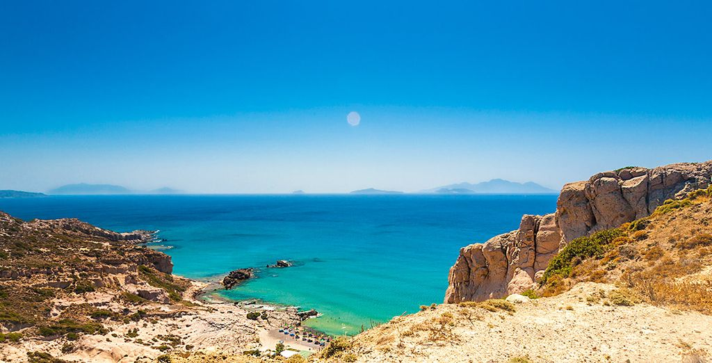 Vacances ensoleillée à Kos