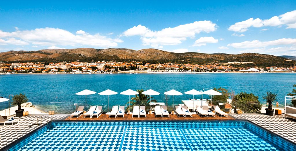 Buchen Sie das hotel Brown Beach House & Spa in Kroatien