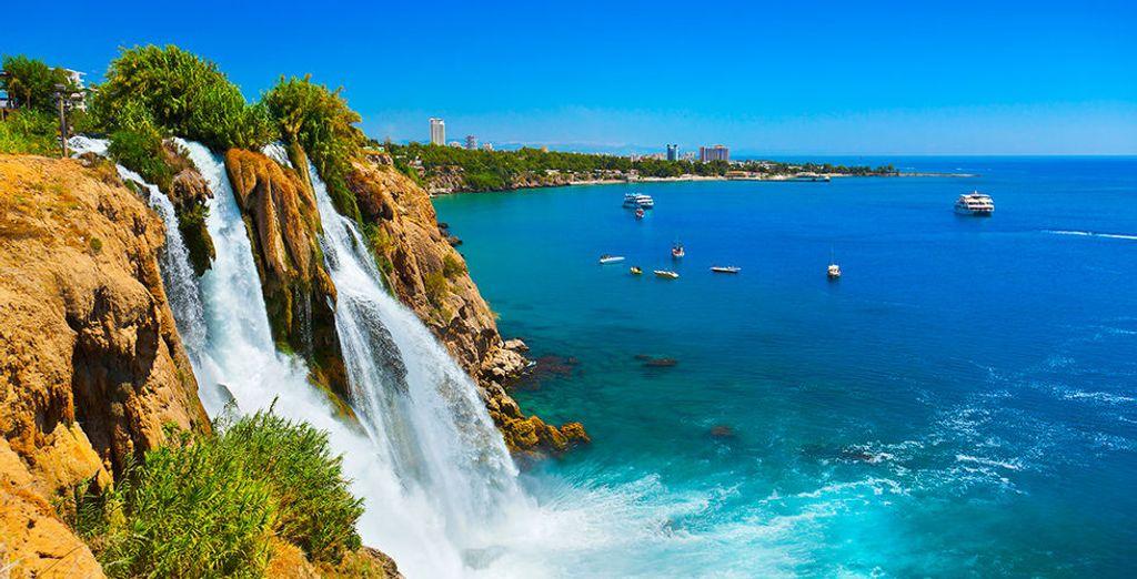 Buchen Sie einen unvergesslichen Urlaub in der Türkei