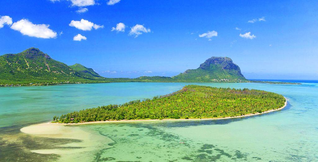 Urlaub auf Mauritius, im Indischen Ozean
