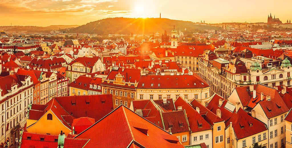 Entdecken Sie unseren Reiseführer für Ihren Urlaub in der Tschechischen Republik