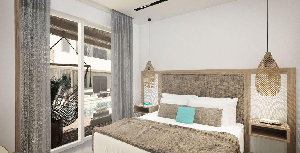 Bereiten Sie Ihre Reise nach Kreta vor, und buchen Sie ein Luxushotel auf voyage-prive.de.
