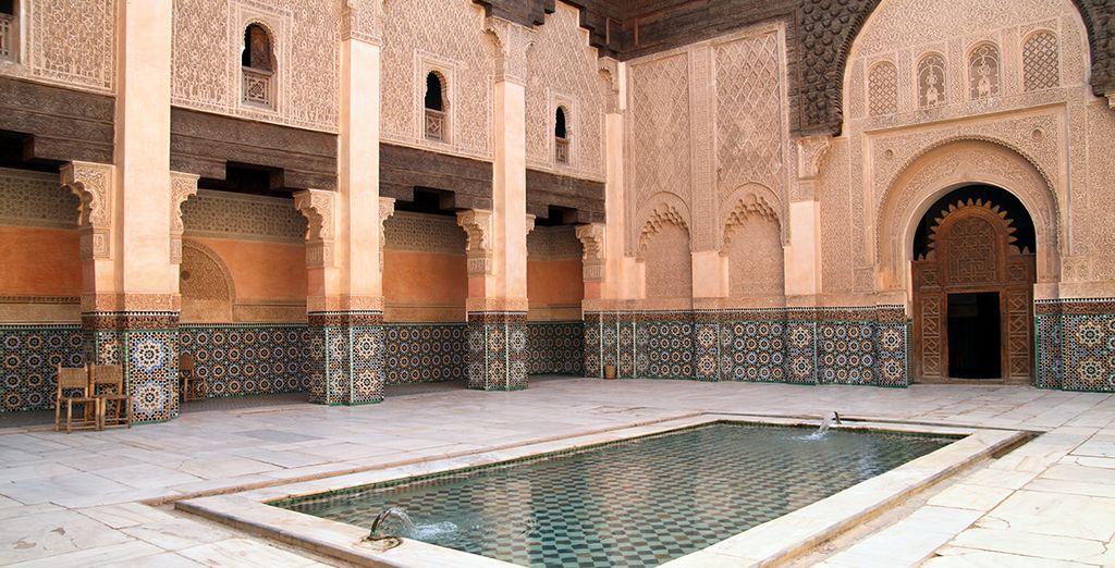Last Minuten für Hotelangebote in Marrakesch