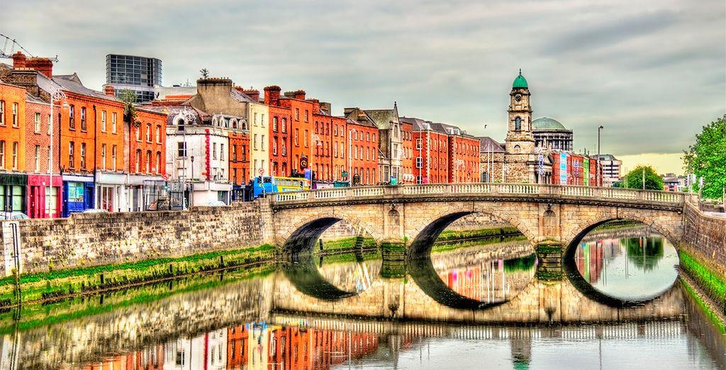 Eine unvergessliche Reise nach Dublin