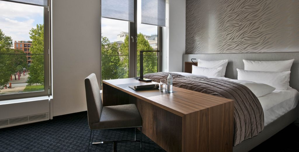 Wählen Sie die besten Hotels für Ihren Urlaub in Berlin aus