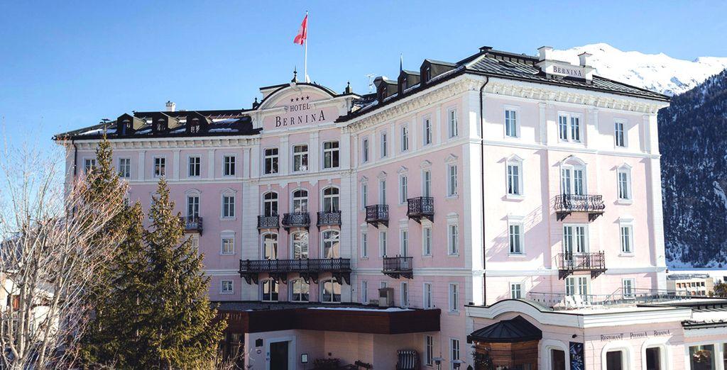 Profitieren Sie von unseren Last Minute Hotelangeboten in der Schweiz