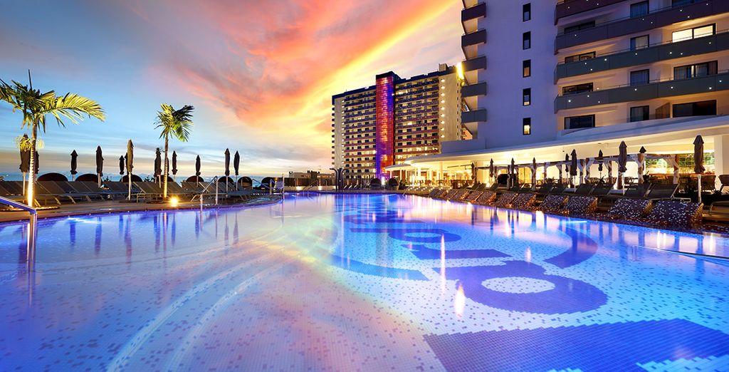 Hard Rock Hotel Teneriffa 5* mit Voyage Privé
