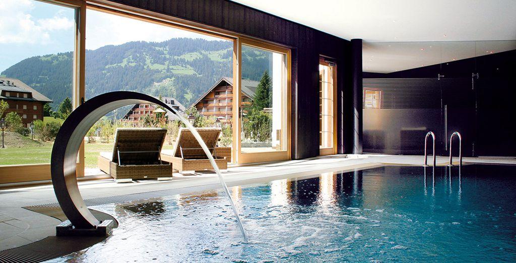 Buchen Sie ein Wochenende zwischen dem Wohlbefinden allein im Hotel Chalet RoyAlp und Spa
