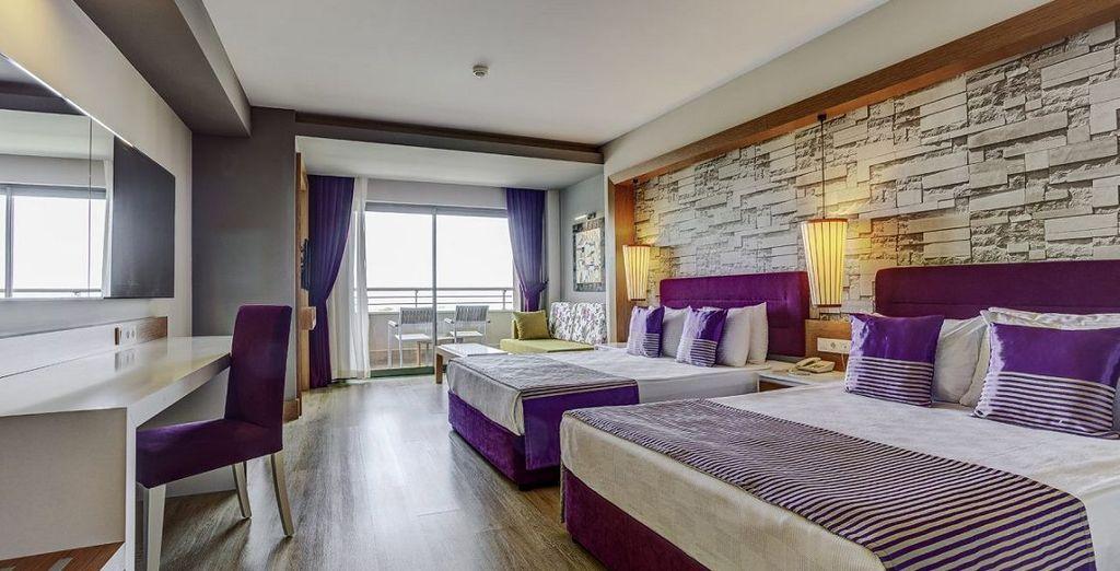 Buchen Sie Ihr Hotel Jacaranda Side Resort in der türkei