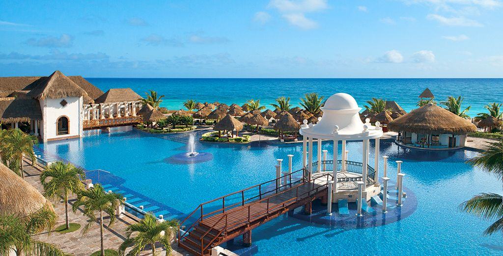 buchen Sie die Hotel Now Sapphire Riviera Cancun 5* by H10 für Ihren Urlaub in Mexiko
