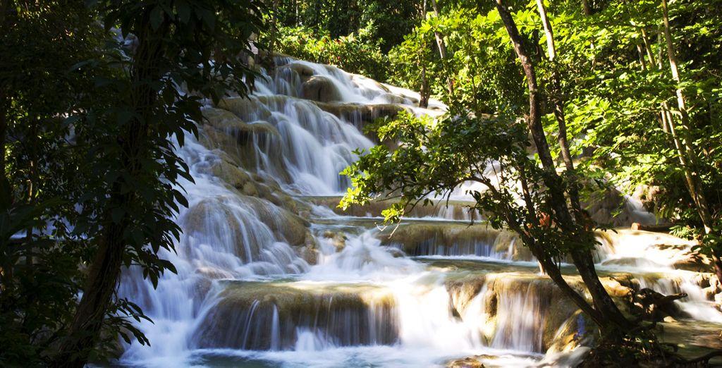 Jamaika, eine Insel, die wie ein Paradies aussieht