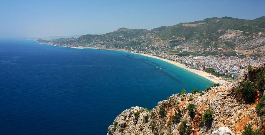 Entdecken Sie die Schönheit der Türkei mit Voyage Privé