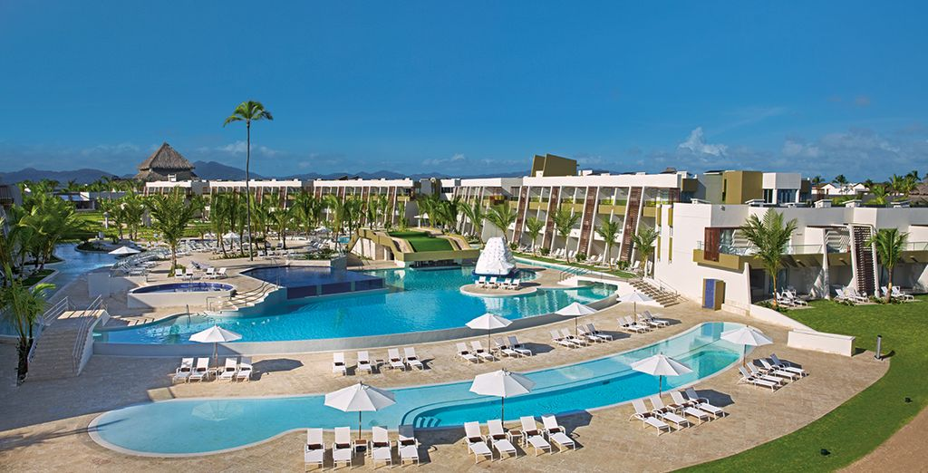 Herzlich Willkommen im Onyx Punta Cana 5*