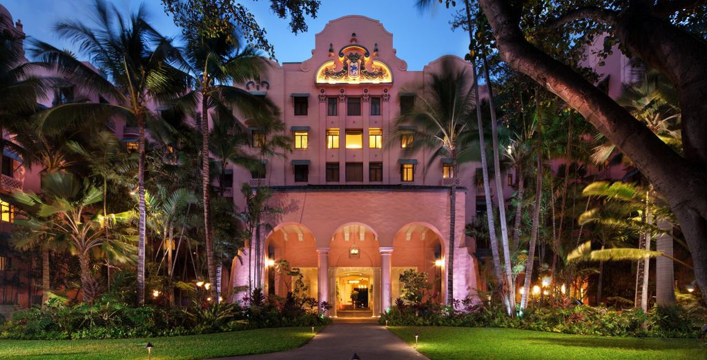Luxe Rodeo Drive Hotel 4* & The Royal Hawaiian 5*