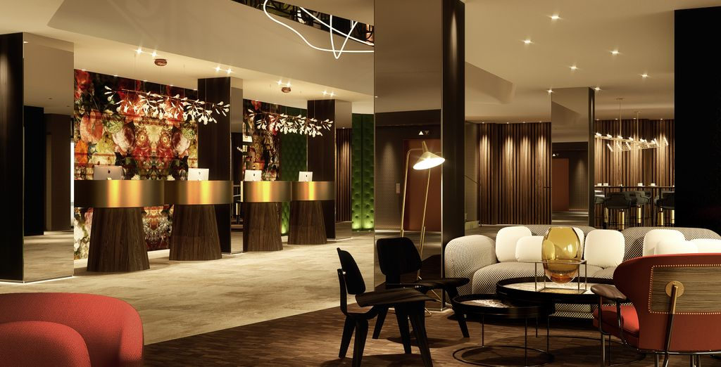 NH Collection Flower Market Amsterdam 4*