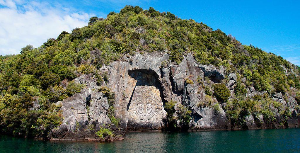 Neuseelands paradiesische Landschaften