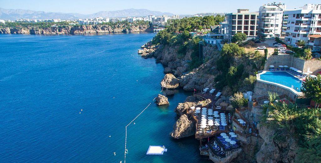Ramada Plaza by Wyndham Antalya 5* - Antalya