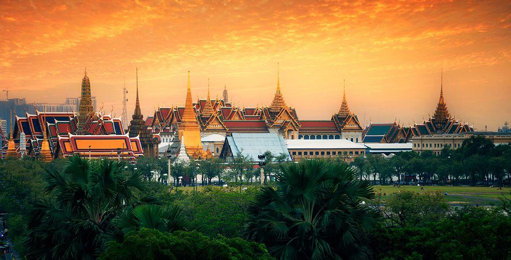 Vielfältige Tempel und eine fesselnde Kultur!