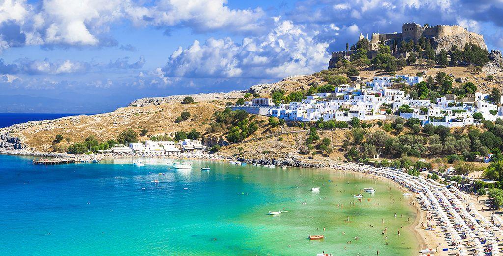 Rhodos Griechenland Urlaub