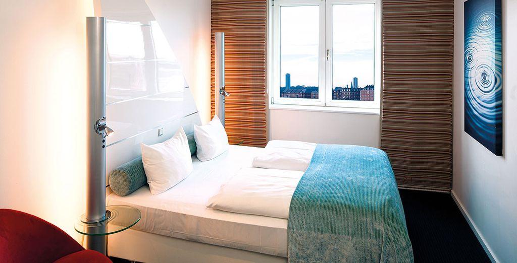 Buchen Sie das Hotel Copenhagen Island Arp Hansen  mit Voyage Privé
