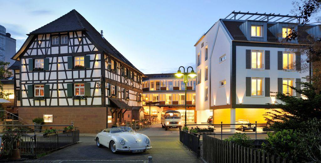 Hotel Ritter Durbach 4* mit Voyage Privé