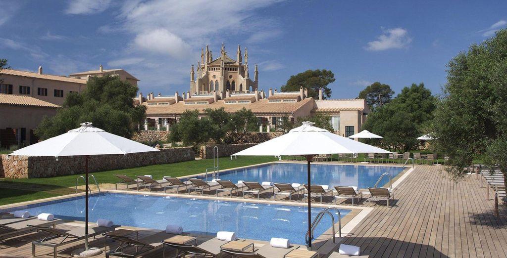 Willkommen im Hilton Sa Torre Mallorca 5*!