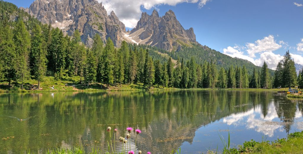 Ein Urlaub zum Auftanken in Südtirol