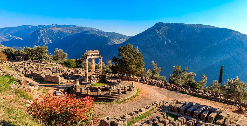 Last Minute Angebote, um Griechenland im Urlaub zu entdecken