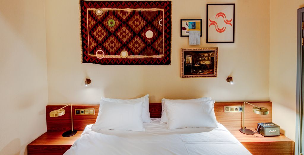 Buchen Sie das Hotel Mercier während eines Aufenthaltes in Amsterdam