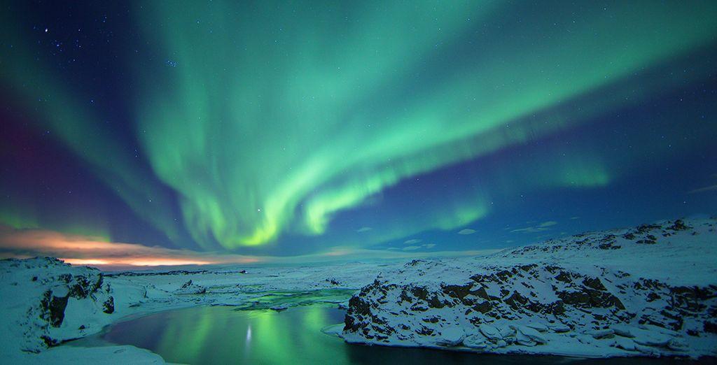 Magischer Aufenthalt in Island