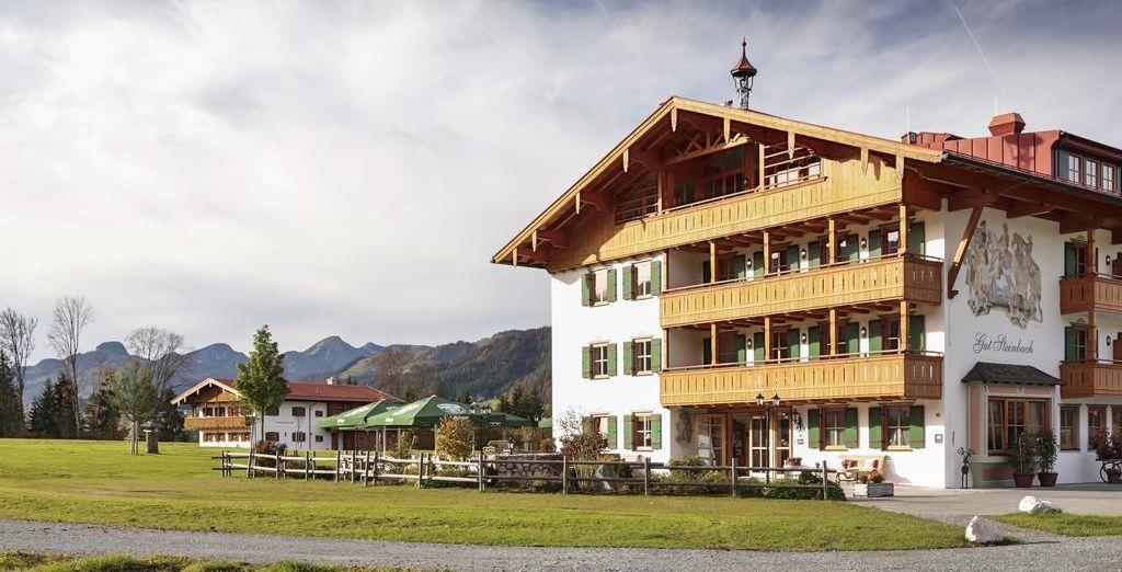 Gut Steinbach Hotel Chiemsee