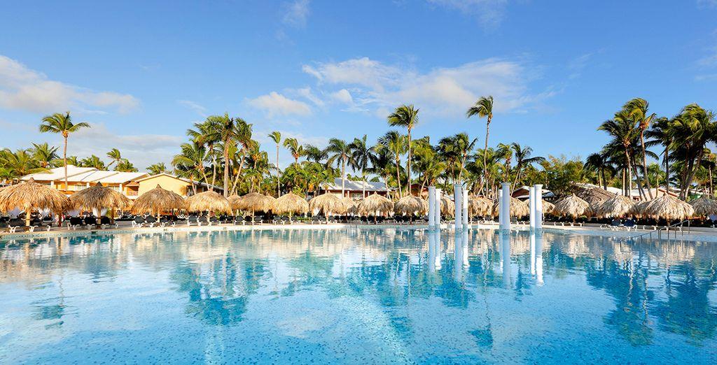 Grand Palladium Bávaro Suites Resort & Spa 5* mit Voyage Privé