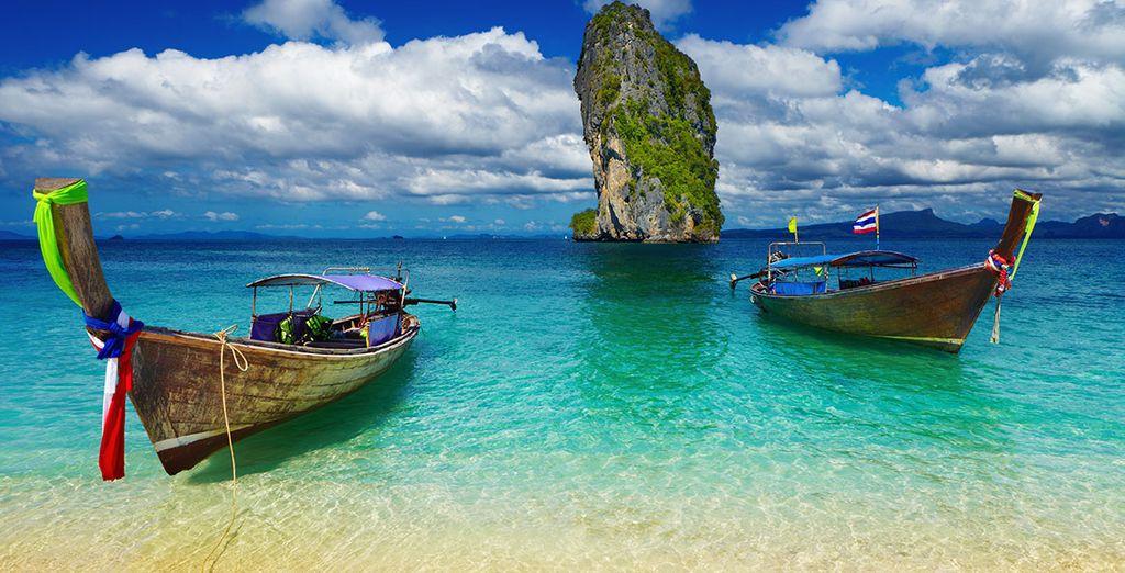 Gehen Sie auf ein Abenteuer in Phuket, Thailand, und entdecken Sie dieses Land mit seiner faszinierenden Kultur.