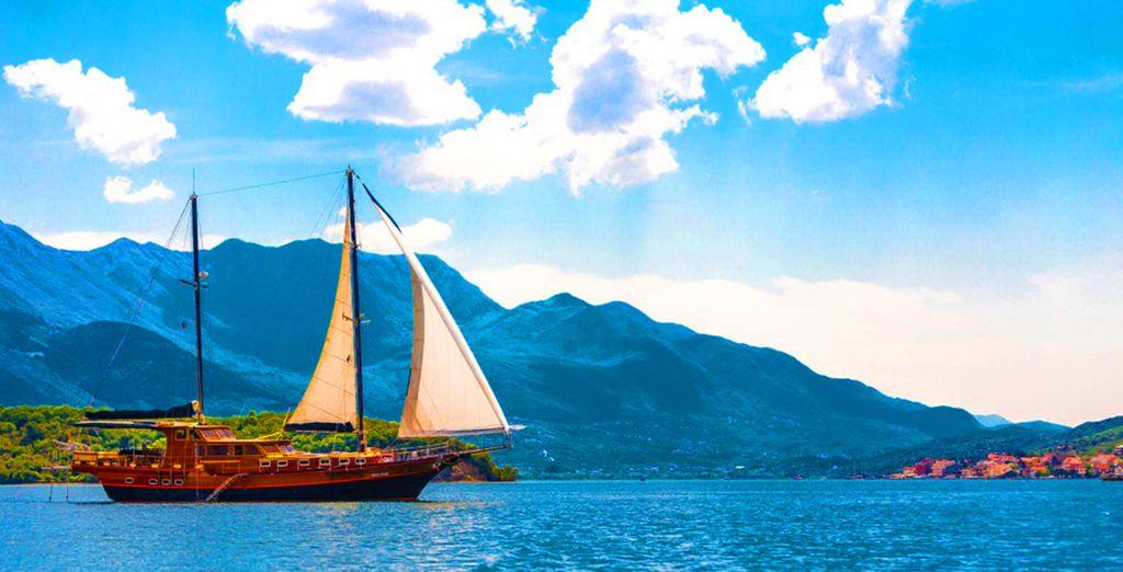 Kreuzfahrt durch Montenegro - Urlaub