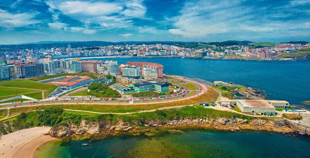 ¡Disfruta de tu estancia en Galicia!