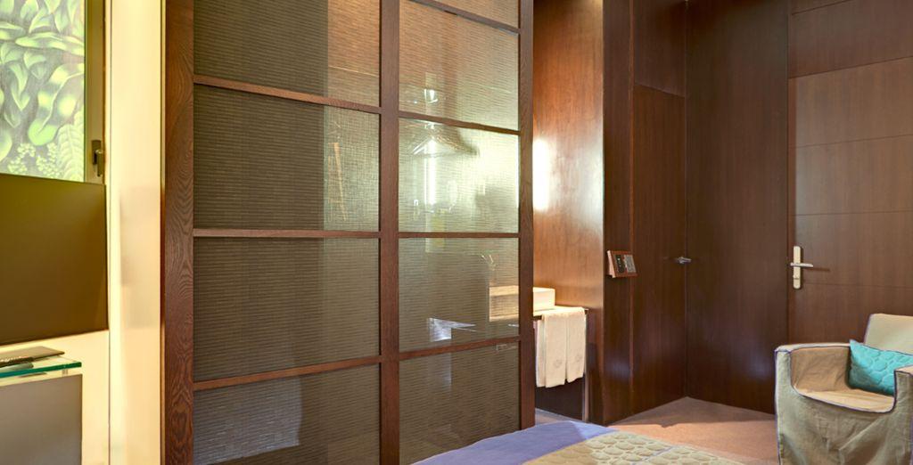 Ofrece una gran variedad de habitaciones (imagen: habitación doble individual)
