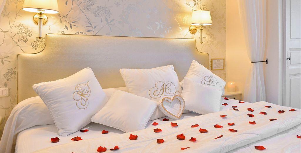 ¿Una escapada romántica?