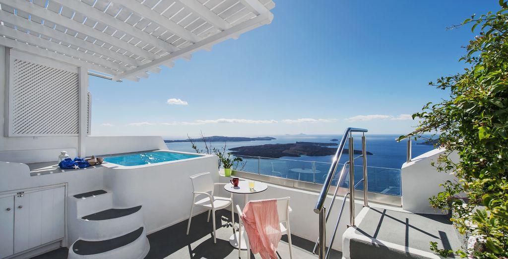 Da un toque totalmente diferente a tus vacaciones eligiendo una Pegasus Villa