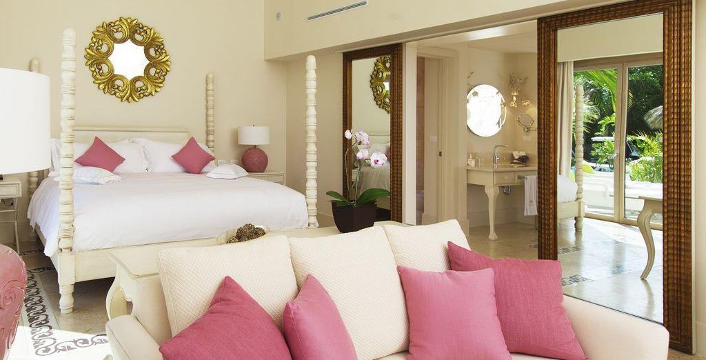 Elige una Luxury Pool Suite Junior