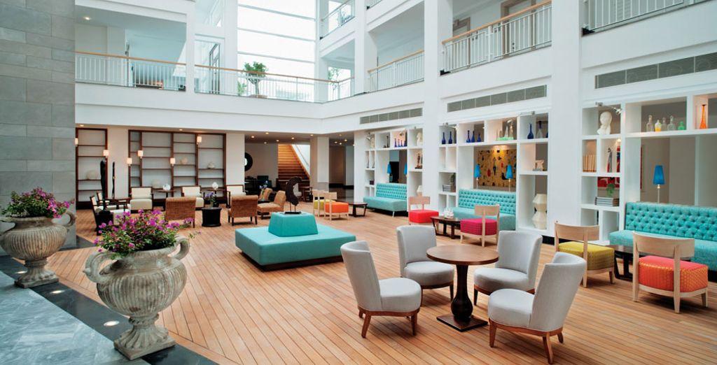 Un magnífico hotel de 5*