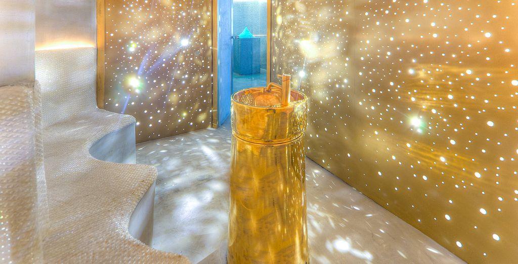 Un lugar mágico diseñado para tratamientos especiales