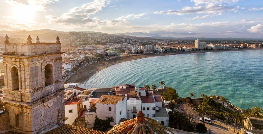 ¡Disfruta al máximo de las vistas que ofrece Valencia!