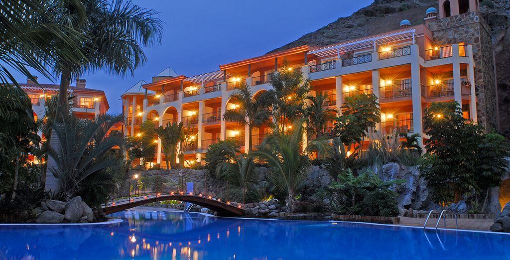 Bienvenido al Hotel Cordial Mogan Playa 4*